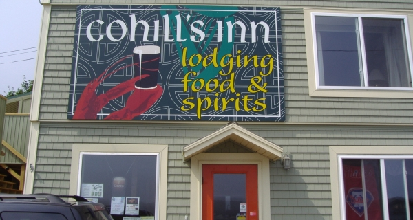 Cohill S Inn And Pub Brings Ireland To Lubec Maine